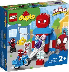 LEGO 10940 Il Quartier Generale di Spider-Man | LEGO Duplo