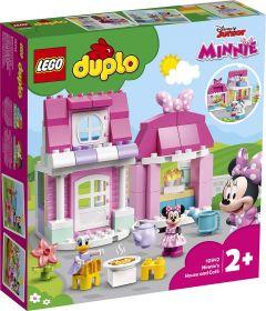 LEGO 10942 La casa e il caffè di Minnie | LEGO Duplo Disney