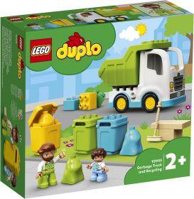 LEGO 10945 Camion della Spazzatura e Riciclaggio | LEGO Duplo