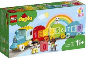 LEGO 10954 Treno dei numeri Impariamo a Contare | LEGO Duplo