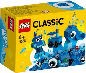 LEGO 11006 Mattoncini Blu Creativi LEGO Classic su ARSLUDICA.com