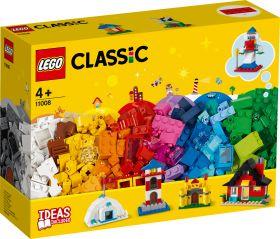 LEGO 11008 Mattoncini e Case LEGO Classic su ARSLUDICA.com