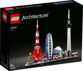 LEGO 21051 Tokyo   LEGO Architecture