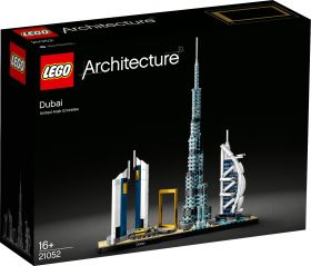 LEGO 21052 Dubai LEGO Architecture su ARSLUDICA.com