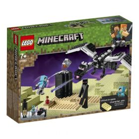 LEGO 21151 La battaglia dell'End (LEGO Minecraft)
