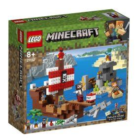 LEGO 21152 Avventura sul Galeone dei Pirati (LEGO Minecraft)