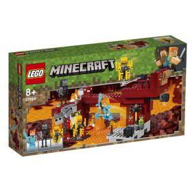 LEGO 21154 Il Ponte del Blaze (LEGO Minecraft) su ARLUDICA.com
