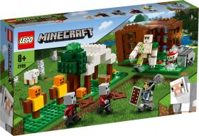 LEGO 21159 L'avamposto del saccheggiatore LEGO Minecraft su ARSLUDICA.com