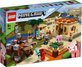 LEGO 21160 L'incursione della Bestia LEGO Minecraft su ARSLUDICA.com