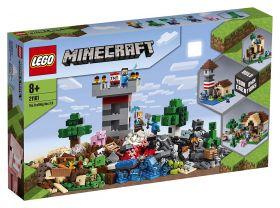 LEGO 21161 Crafting Box 3.0 LEGO Minecraft su ARSLUDICA.com