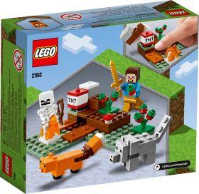 LEGO 21162 Avventura nella Taiga LEGO Minecraft su ARSLUDICA.com