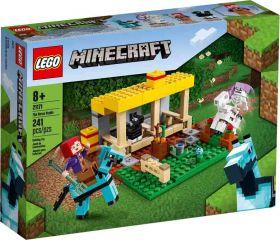 LEGO 21171 La Scuderia | LEGO Minecraft