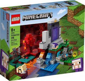 LEGO 21172 Il Portale in Rovina | LEGO Minecraft
