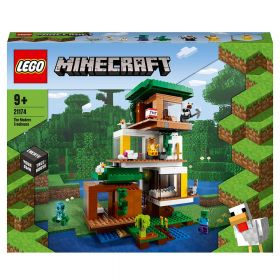 LEGO 21174 La casa sull'Albero Moderna | LEGO Minecraft