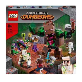 LEGO 21176 L'Abominio della Giungla | LEGO Minecraft