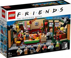 LEGO 21319 Central Perk LEGO IDEAS su ARSLUDICA.com