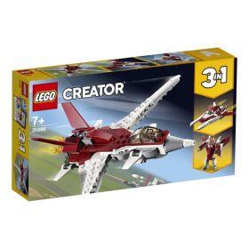 LEGO 31086 Aereo Futuristico (LEGO Creator)