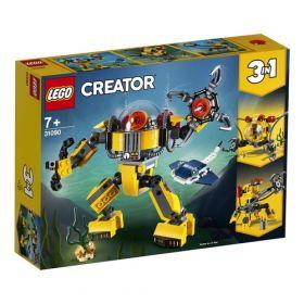 LEGO 31090 Robot Sottomarino (LEGO Creator)
