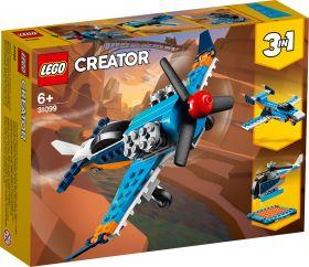 LEGO 31099 Aereo a Elica LEGO Creator su ARSLUDICA.com