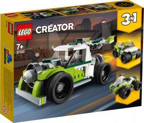 LEGO 31103 Razzo-bolide LEGO Creator su ARSLUDICA.com