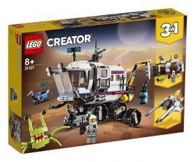 LEGO 31107 Rover di Esplorazione Spaziale LEGO Creator su ARSLUDICA.com
