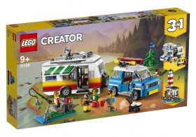 LEGO 31108 Vacanze in Roulotte LEGO Creator su ARSLUDICA.com