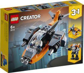 LEGO 31111 Cyber-drone | LEGO Creator