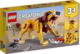 LEGO 31112 Leone selvatico | LEGO Creator