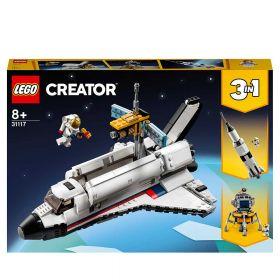 LEGO 31117 Avventura dello Space Shuttle | LEGO Creator
