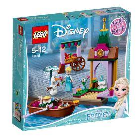 LEGO 41155 Frozen 2 Avventura al Mercato di Elsa LEGO Disney su ARSLUDICA.com