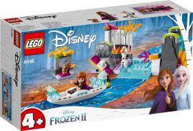 LEGO 41165 Frozen 2 Spedizione sulla Canoa di Anna LEGO Disney su ARSLUDICA.com