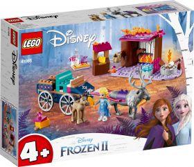 LEGO 41166 Frozen 2 L'Avventura sul Carro di Elsa LEGO Disney