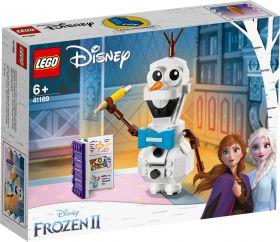 LEGO 41169 Frozen Olaf LEGO Disney su ARSLUDICA.com