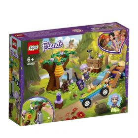 LEGO 41363 L'Avventura nella Foresta di Mia (LEGO Friends)