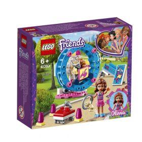 LEGO 41383 L'Area Gioco del Criceto di Olivia (LEGO Friends)