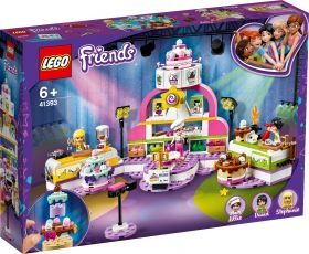LEGO 41393 Concorso di Cucina LEGO Friends su ARSLUDICA.com