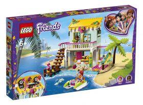 LEGO 41428 Casa sulla spiaggia LEGO Friends su ARSLUDICA.com