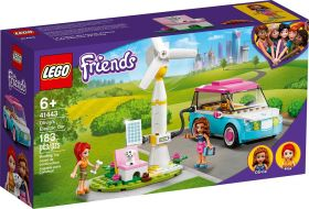 LEGO 41439 Macchina da Toletta per Gatti | LEGO Friends