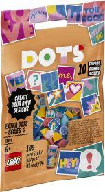 LEGO 41916 Accessori DOTS – Serie 2 LEGO Dots su ARSLUDICA.com