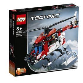LEGO 42092 Elicottero di Salvataggio (LEGO Technic)