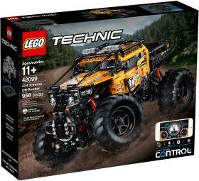 LEGO 42099 Fuoristrada X-treme 4x4 LEGO Technic su ARSLUDICA.com