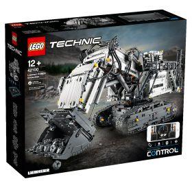 LEGO 42100 Escavatore Liebherr R 9800 (LEGO Technic) su ARSLUDICA.com