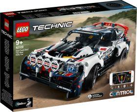 LEGO 42109 Auto da Rally Top Gear Telecomandata LEGO Technic su ARSLUDICA.com