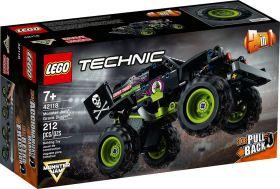 LEGO 42118 Monster Jam Grave Digger | LEGO Technic
