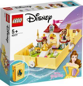 LEGO 43177 Il Libro delle Fiabe di Belle LEGO Disney Princess su ARSLUDICA.com