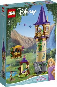 LEGO 43187 La torre di Rapunzel LEGO Disney Princess su ARSLUDICA.com
