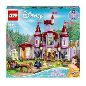 LEGO 43196 Il Castello di Belle e della Bestia   LEGO Disney