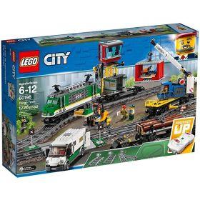 LEGO 60198 Treno merci (LEGO City)
