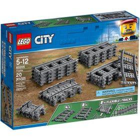 LEGO 60205 Binari (LEGO City)