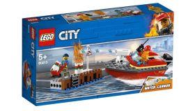 LEGO 60213 Incendio al Porto (LEGO City)